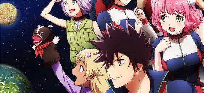 ¿Cuánto durará el anime de Kanata no Astra?