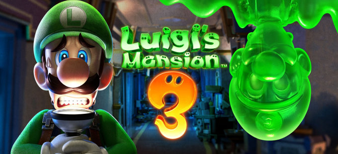 Amazon México filtra salida de Luigi's Mansion 3 para Nintendo Switch