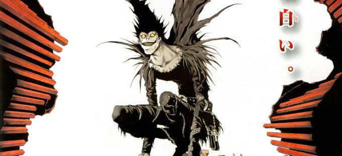 Primer vistazo al nuevo manga de Death Note