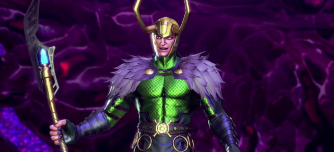 Marvel Ultimate Alliance 3 consigue a Loki, Cíclope y Coloso