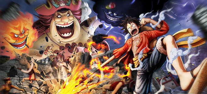 One Piece Pirate Warriors 4 para Nintendo Switch revelado en Anime Expo 2019