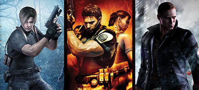 Resident Evil 4 para Nintendo Switch y sus secuelas en un solo paquete