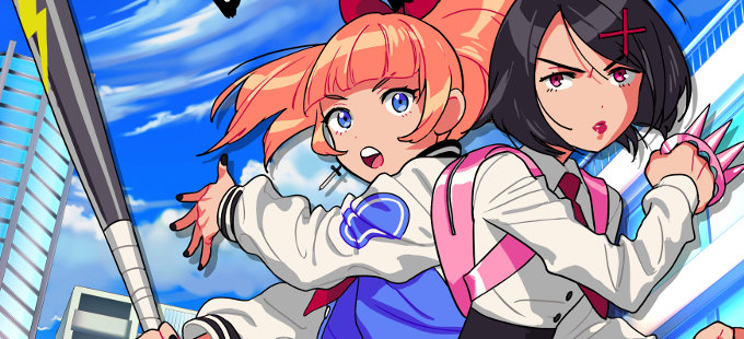 River City Girls para Nintendo Switch revelado completamente