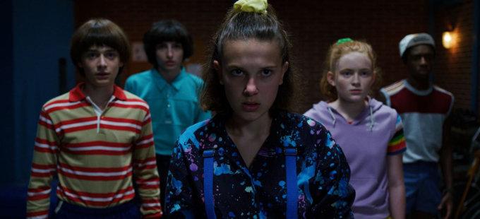 Stranger Things 3 rompe récords de audiencia en Netflix