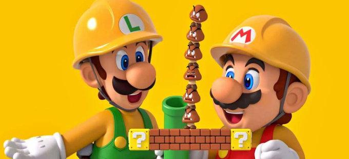 Super Mario Maker 2 sube el número niveles por jugador