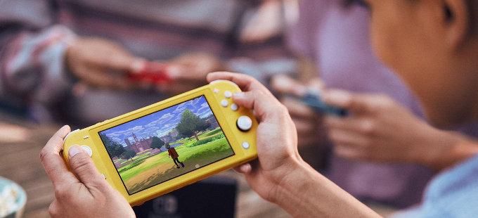 Nintendo Switch Lite acompañará a TLOZ: Link's Awakening