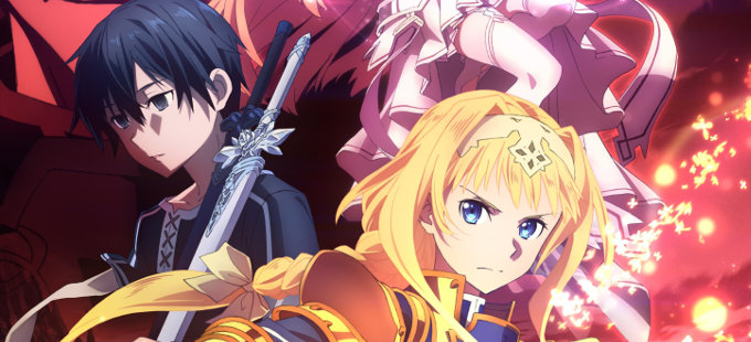 Sword Art Online: Alicization - War of Underworld estrena adelanto