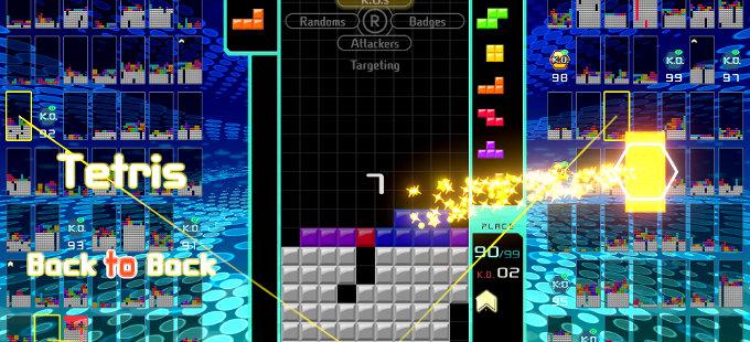 Tetris 99 para Nintendo Switch tendrá otro modo de juego