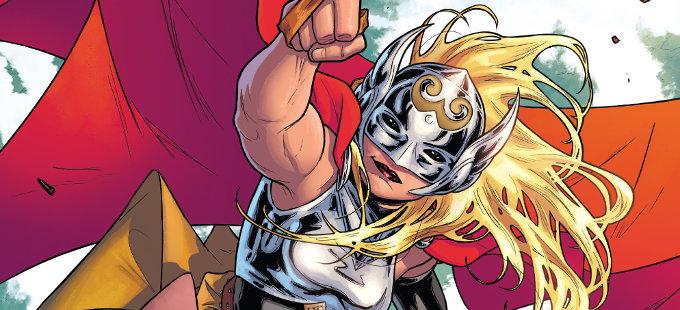 Thor: Love and Thunder – Natalie Portman será la nueva Diosa del Trueno