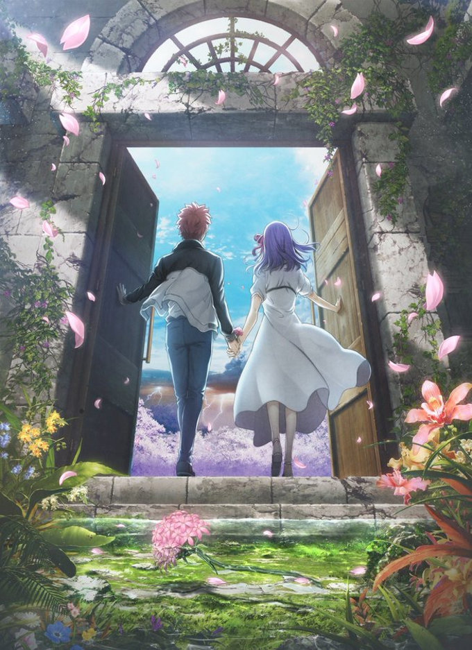 Fate/stay night: Heaven's Feel. spring song