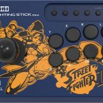 Fighting Stick Mini para Nintendo Switch - Chun Li y Cammy