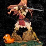 Figura de Raphtalia de Tate no Yuusha no Nariagari por Kotobukiya