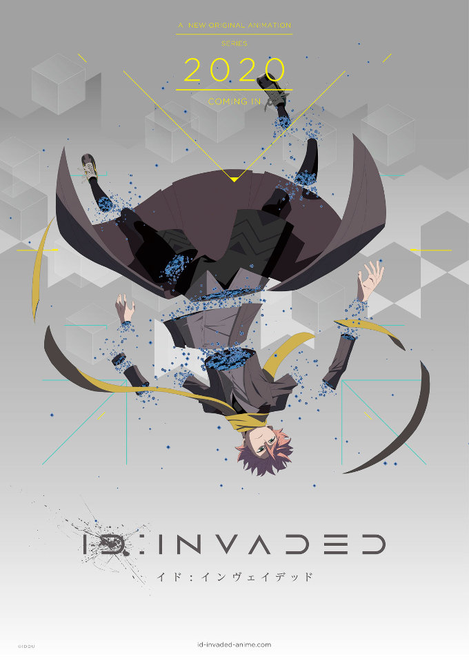 Del cocreador de Re:CREATORS llega ahora ID: INVADED