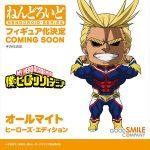 Nendoroid All Might: Hero's Edition de Boku no Hero Academia