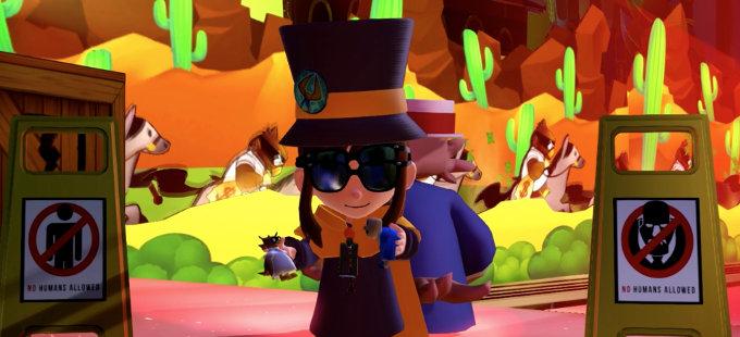 A Hat in Time para Nintendo Switch ya tiene fecha
