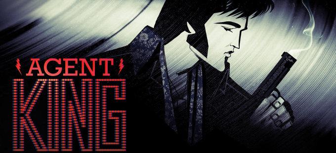 Elvis Presley regresa con Agent King, su serie en Netflix