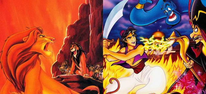 The Lion King y Aladdin para Nintendo Switch revelados