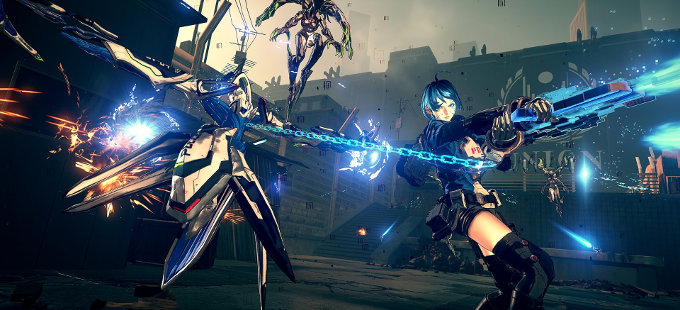 Pokémon y su influencia en Astral Chain para Nintendo Switch