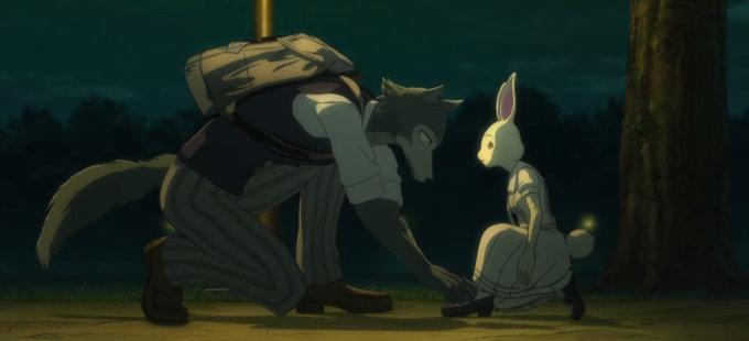 BEASTARS, el nuevo anime de Netflix, estrena avance