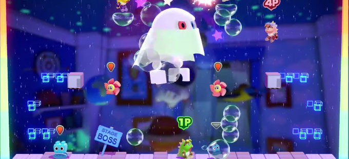 Bubble Bobble 4 Friends para Nintendo Switch anunciado
