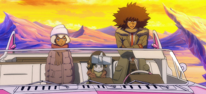 Anime Netflix: Cannon Busters consigue nuevo avance
