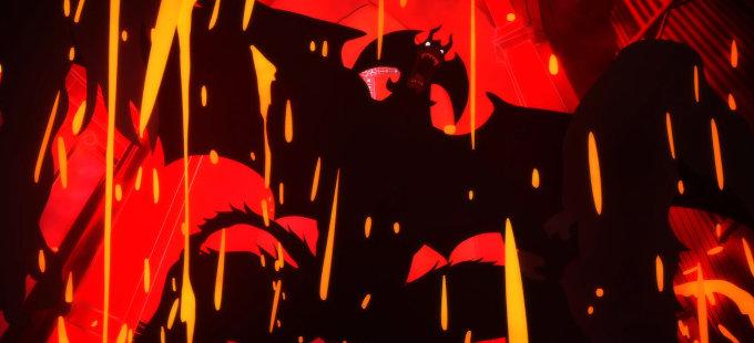 Devilman promociona a Hellboy en Japón
