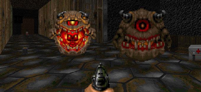 Doom y Doom II para Nintendo Switch reciben nuevo parche