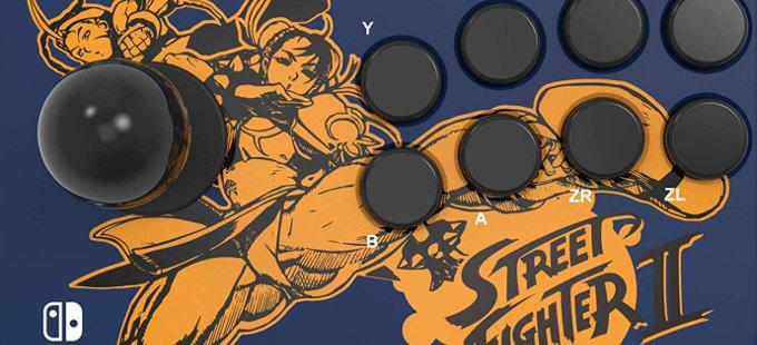Fighting Stick Mini para Nintendo Switch, una opción para juegos de pelea