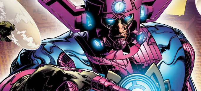 Galactus vs. Tyrant: ¿Los veremos en la película de Fantastic Four?