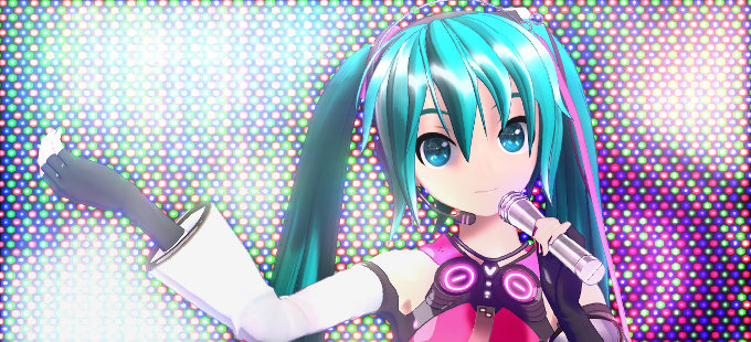 Hatsune Miku: Project Diva MegaMix para Nintendo Switch anunciado para Occidente