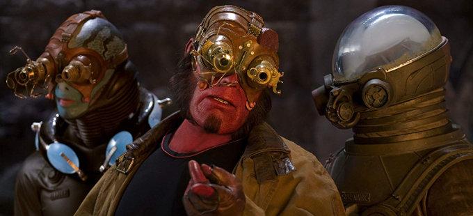 Hellboy II: Golden Army de Guillermo del Toro