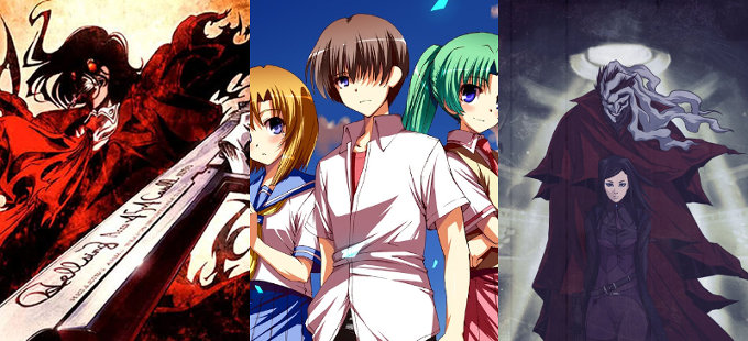 Anime Netflix: Hellsing Ultimate, Ergo Proxy y Higurashi ya disponibles
