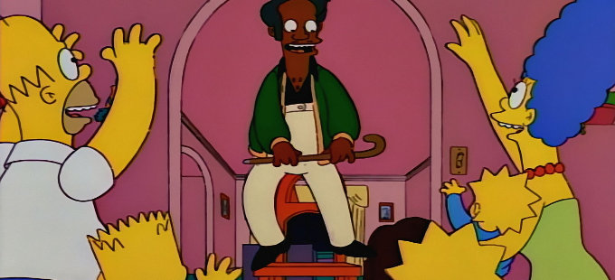 Matt Groening: Apu se queda en Los Simpson
