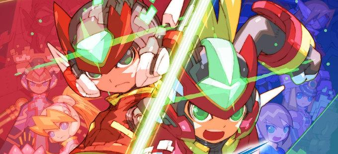 Mega Man Zero/ZX Legacy Collection revelada antes de tiempo