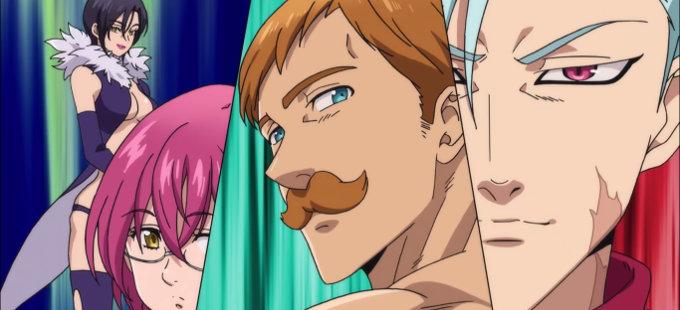 ¿Malos augurios para la tercera temporada de Nanatsu no Taizai?