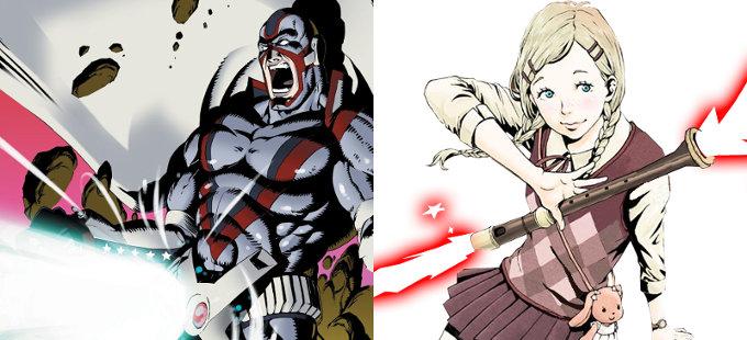 No More Heroes 3 verá el regreso de Destroyman y Kimmy