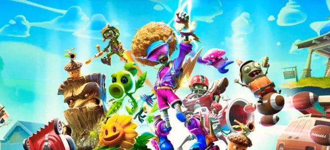 Plants vs Zombies: Battle for Neighborville para Nintendo Switch podría ser realidad