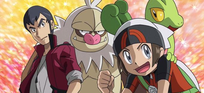 Pokémon Masters ya tiene fecha de salida