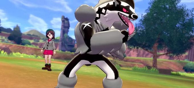 Pokémon Sword & Shield: Gene Simmons y Kiϟϟ, halagados por Obstagoon