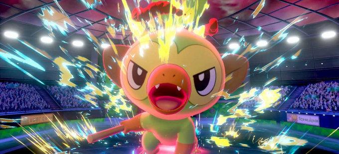 Pokémon Sword & Shield consigue nueva información esta semana