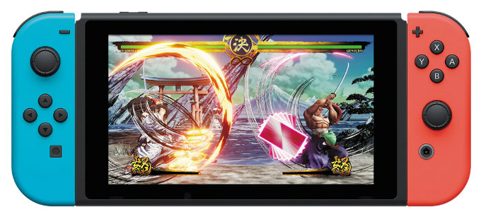 Así se ve Samurai Shodown para Nintendo Switch