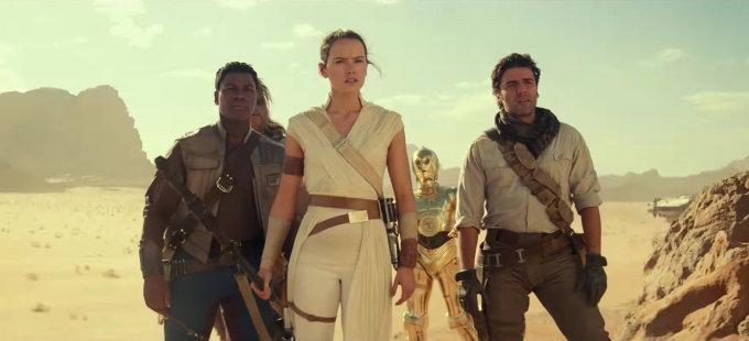 Star Wars: The Rise of Skywalker – Rey como una Sith y más sorpresas