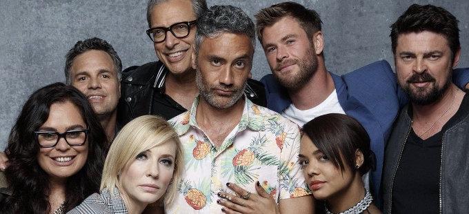 ¿Estará el director de Thor: Ragnarok en The Suicide Squad?