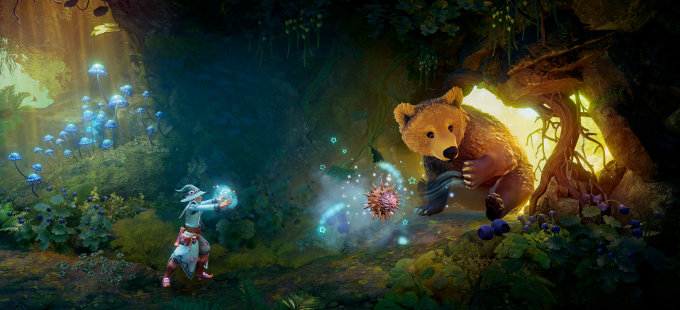 Trine 4: The Nightmare Prince y Ultimate Collection saldrán en octubre