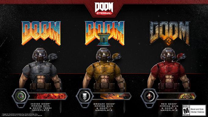 Doom y Doom II para Nintendo Switch reciben nuevos parches