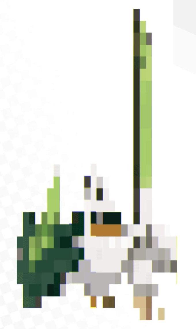 Imagen del Pokémon en cuestión