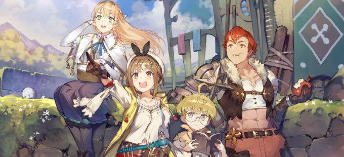 Atelier Ryza para Nintendo Switch desde el Tokyo Game Show 2019