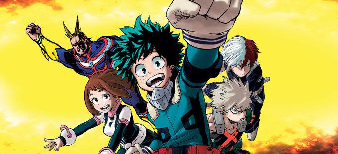 Boku no Hero Academia: My Hero One's Justice 2 para Nintendo Switch en camino