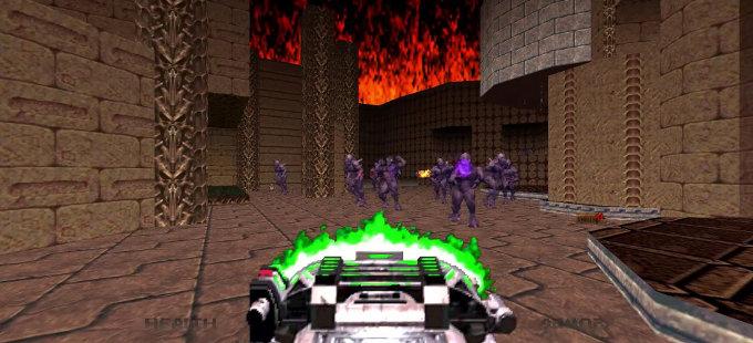 ¿Qué hay de especial con Doom 64 para Nintendo Switch?