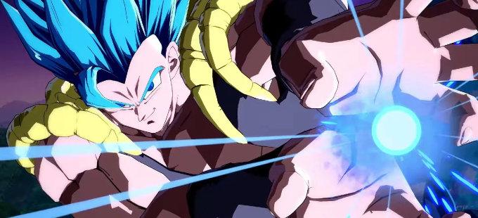 Dragon Ball FighterZ: Mira en acción a Gogeta (SSGSS)